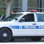 irvine police
